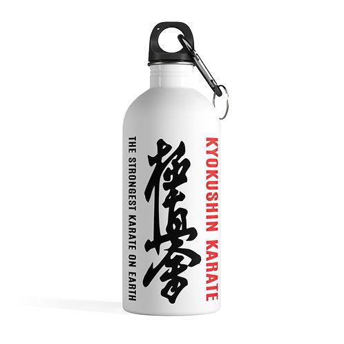 Kyokushin Karate - Stainless Steel Water Bottle