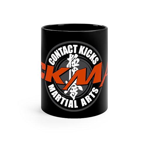 CKMA - Black Mug 11oz