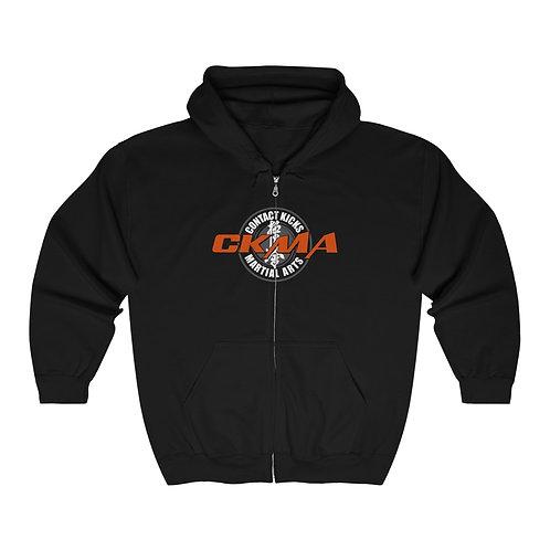 CKMA - Unisex Heavy Blend™ Full Zip Hooded Sweatshirt