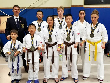 REPORT - 29th American-International Karate Championships