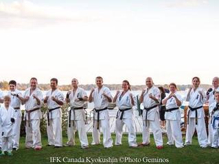 2017 IFK Canada Kyokushin Summer Camp & Retreat REPORT!