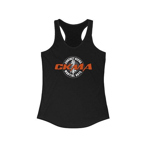 CKMA Women's Ideal Racerback Tank