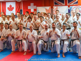Report on the IFK Canada Spring Seminar 2019 with Shihan Eddy Gabathuller