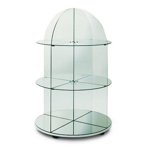 Vetrina Circolare (90x145h)