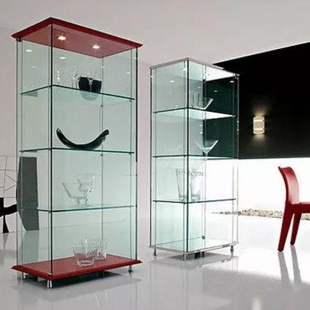 vitrine din sticlă, vitrine din lemn, vitrine personalizate