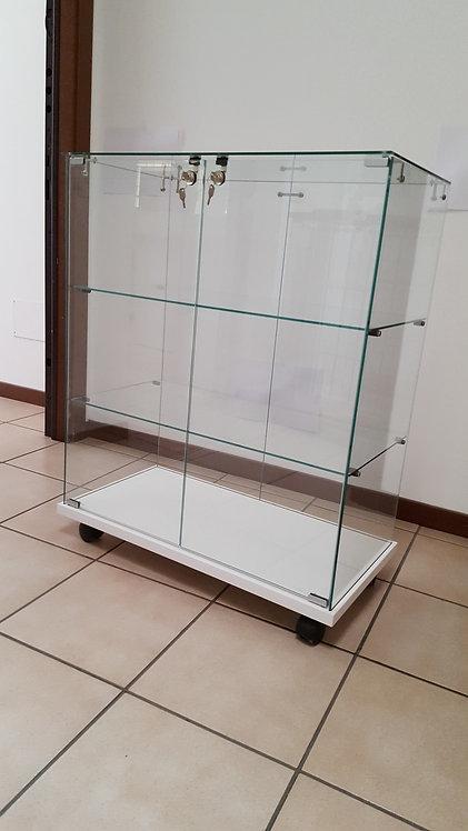 A2 banco con Serrature (77 x Pr 40 x H 94 cm)
