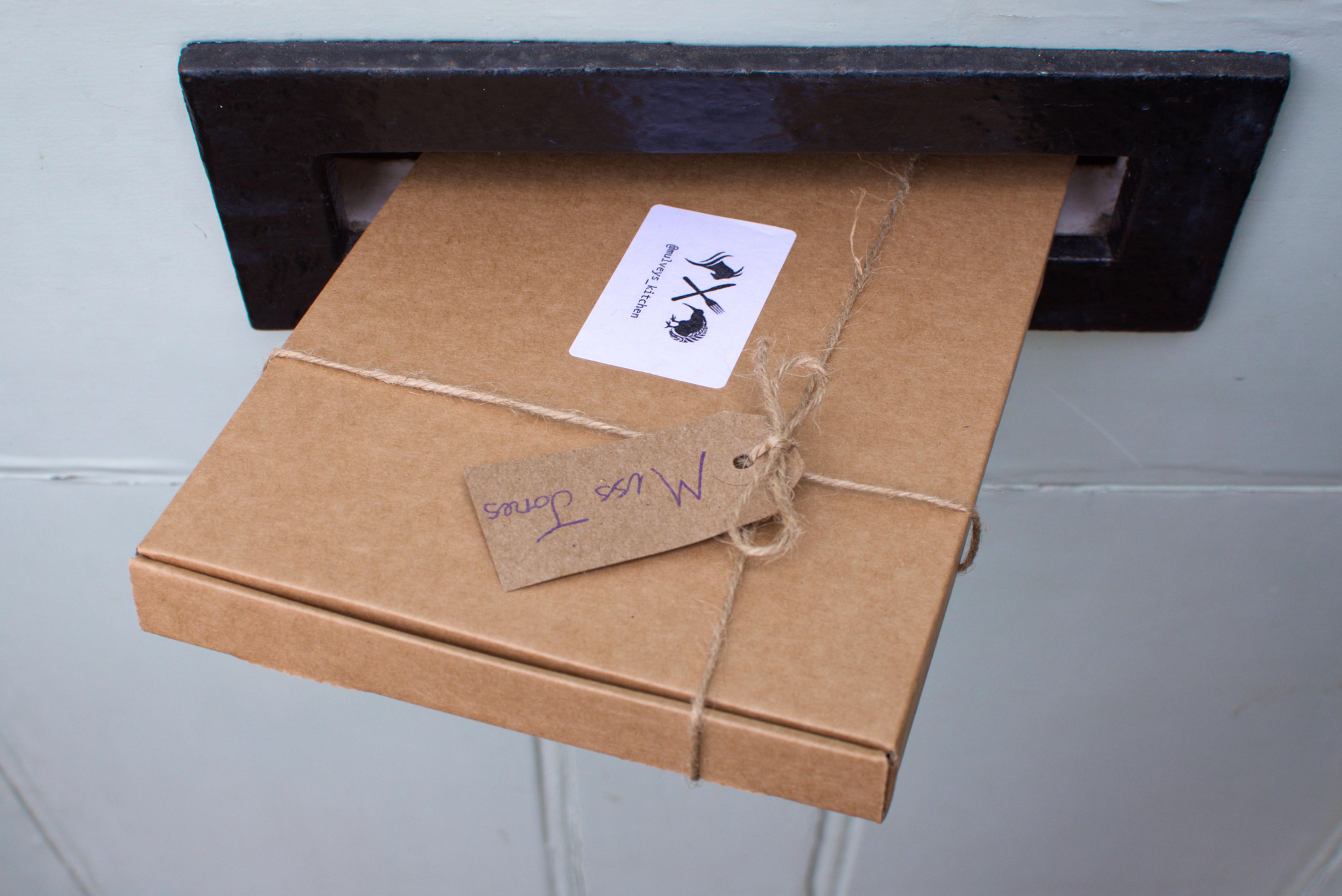 The classic rustic box