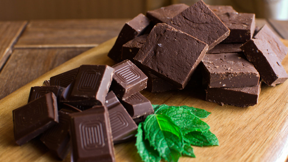 Mint chocolate (dark)