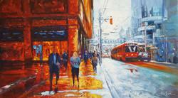 Glazed City Streets
