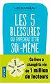 """<p class=""""font_7"""" style=""""text-align: justify"""">2.<em> Les 5 blessures qui empêchent d'être soi-même</em> de Lise Bourbeau</p>"""