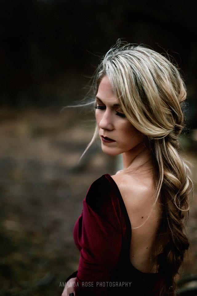 Jennifer photo shoot