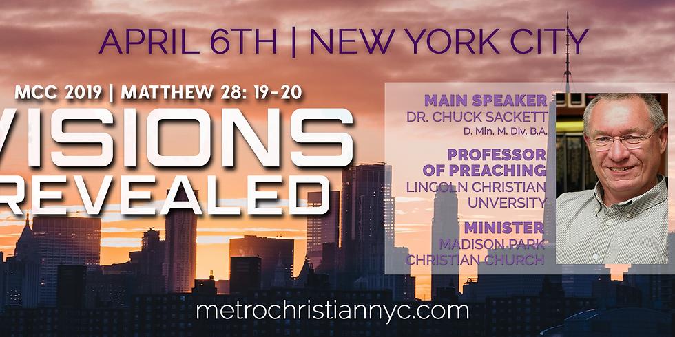 Metro Christian Convention 2019