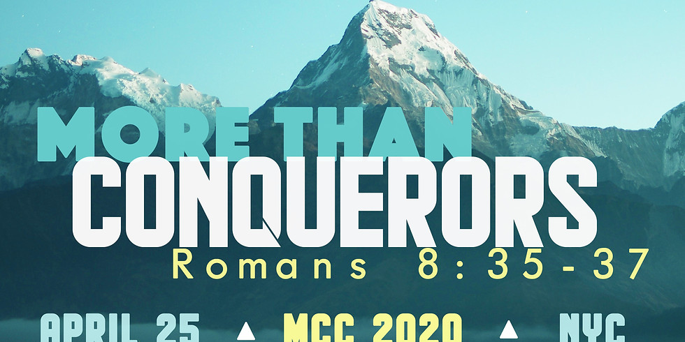 Metro Christian Convention 2020 - More Than Conquerers