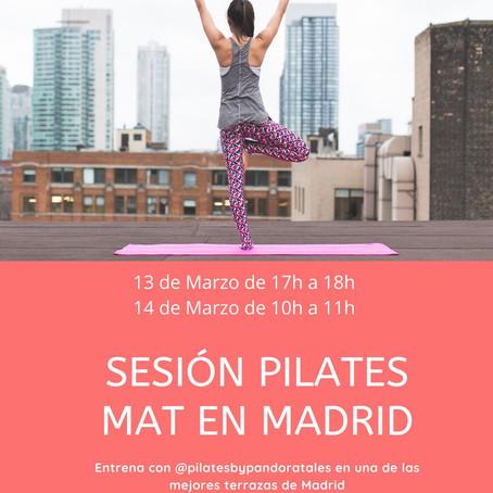 SESIONES DE PILATES EN MADRID