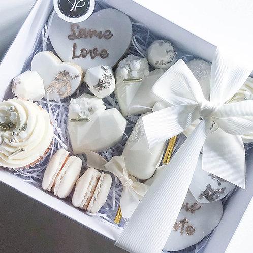Same love, New date Treat Box
