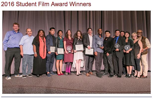 DGA Honors Student Directors