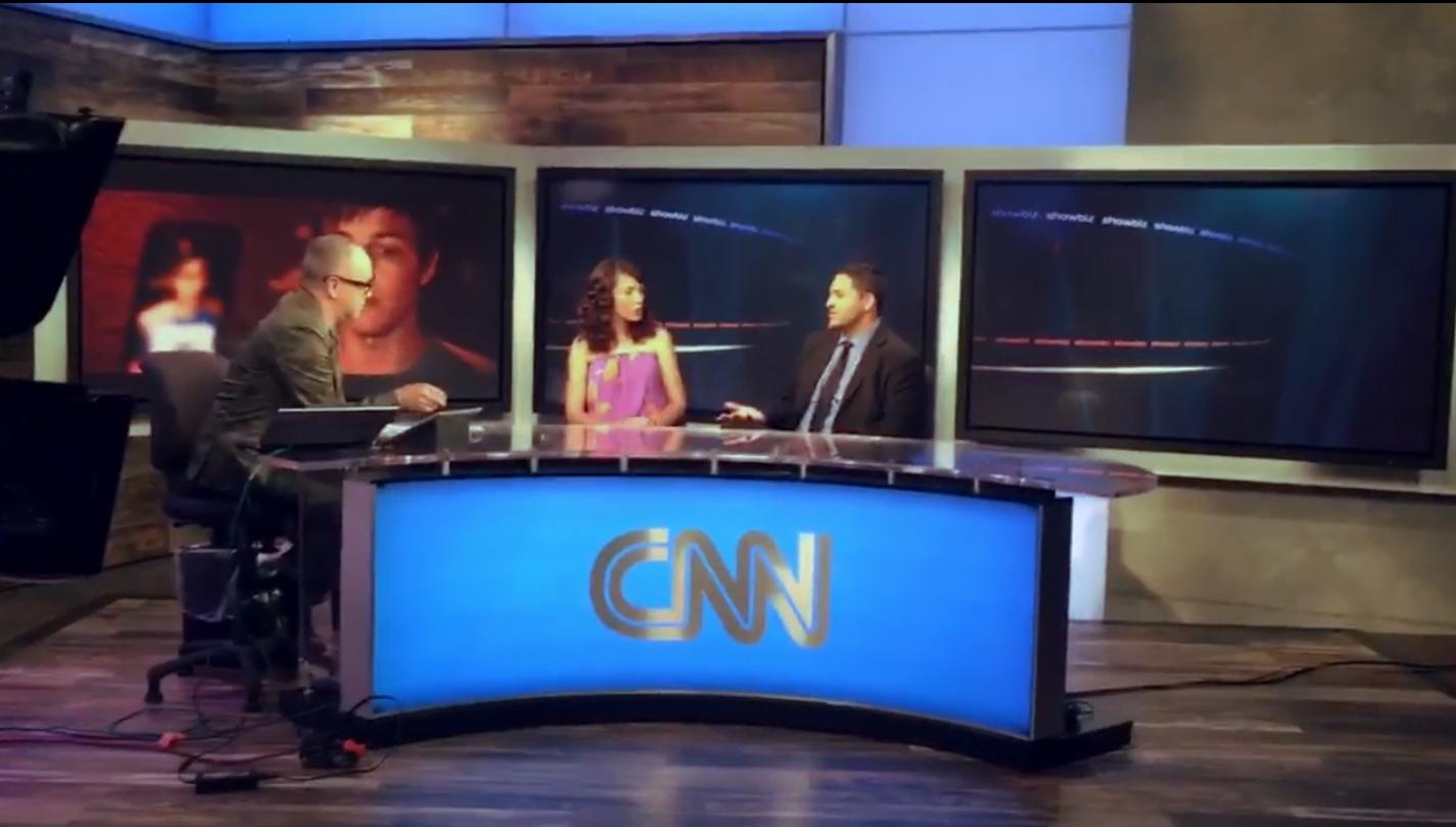 Juan en CNN