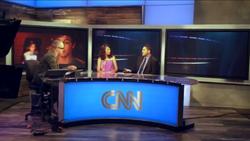 Juan at CNN