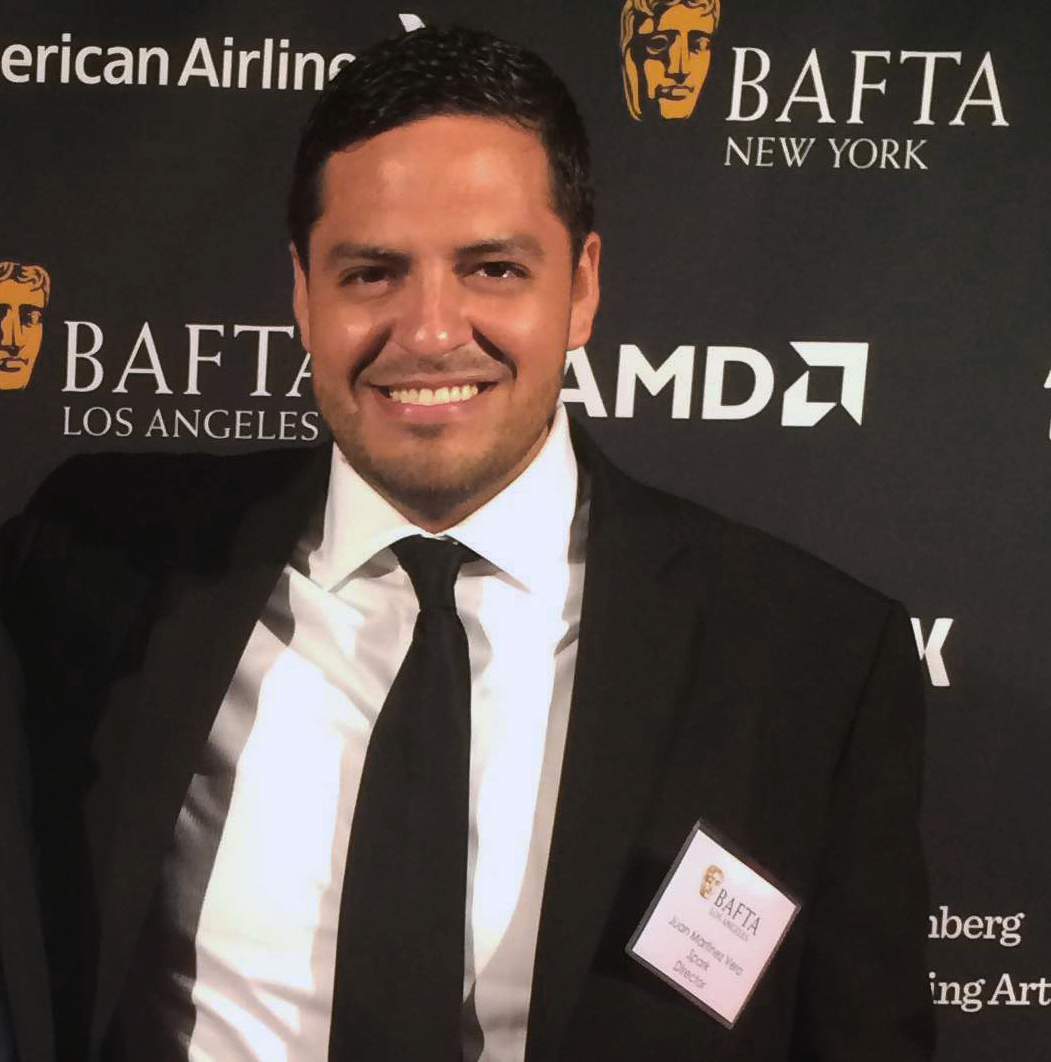 Juan Nominated to the BAFTAs