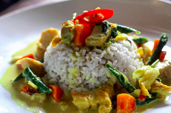 Indonesian curry