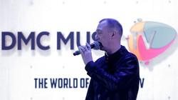 Съёмки на DMC Music TV