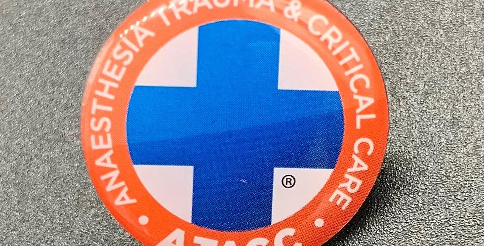 ATACC Pin Badge