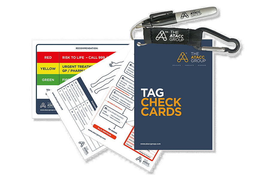 BTACC Check Card Pack