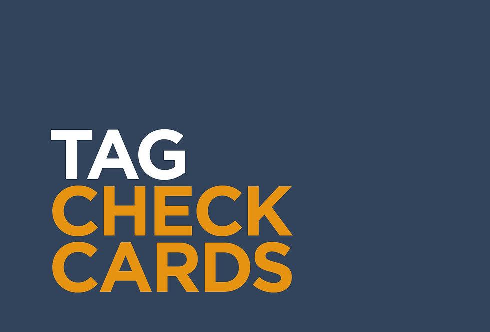 Individual Check Cards