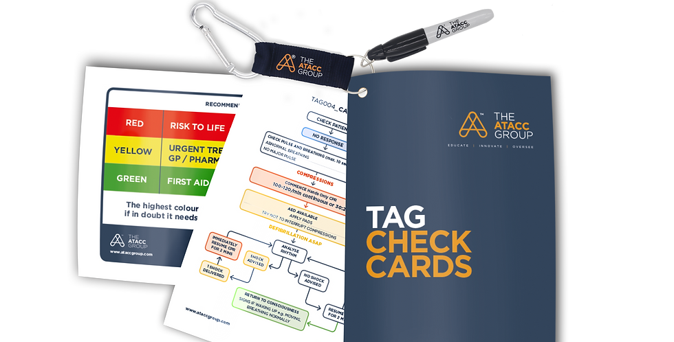 FTACC Check Card Pack