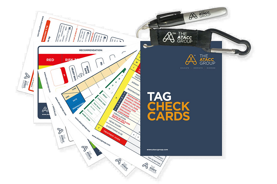 RTACC Check Card Pack
