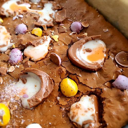 Easter Brownie