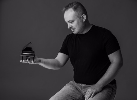 Dazzling Matei Varga in the Enescu Soirees Online
