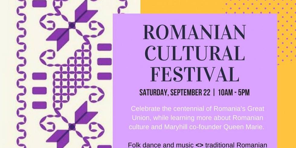 The Romanian Centenary, a Transatlantic Celebration