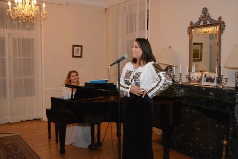 """The Lyric Piano"" in Washington, D.C."