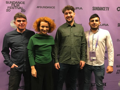"""Acasă"" / ""My Home"" at Sundance 2020"