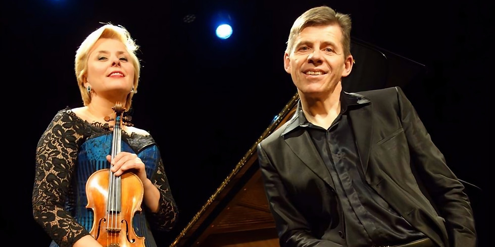 Acclaimed Duo Clara Cernat and Thierry Huillet Glows in The Enescu Soirees