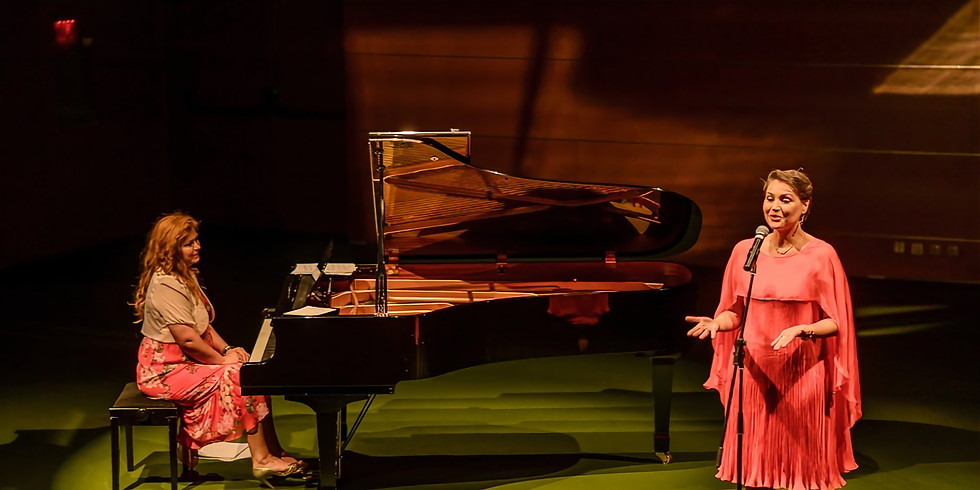 The Lyric Piano: A Celebration of Romania's National Culture Day