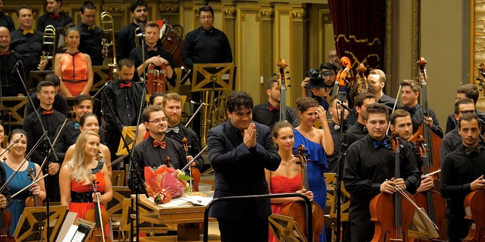 Phenomenal National Symphony Orchestra of Romania on First US Tour