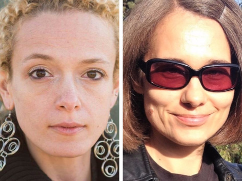 Romanian Women Voices in North America / Ep. 1: Cristina A. Bejan and Alta Ifland