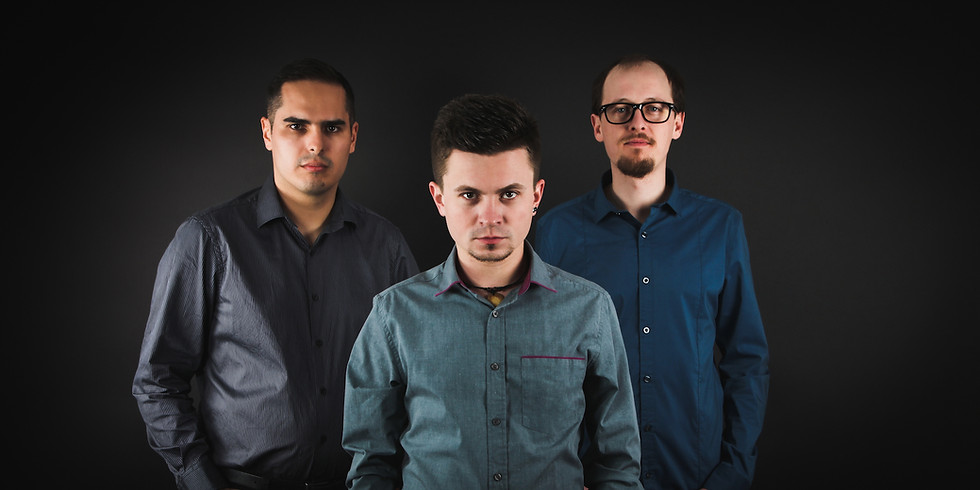The Wonder Boys of JazzyBit on Their First US Tour