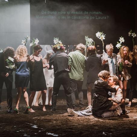 The RCI Digital Stage Presents: DRUNKS by Radu Afrim