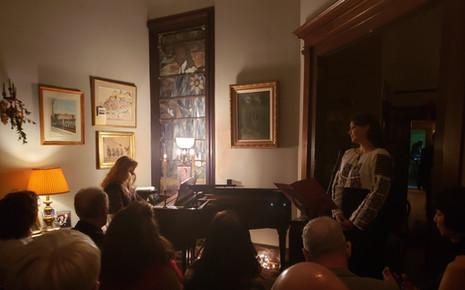 """""""The Lyric Piano"""" in Philadelphia"""