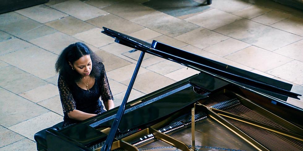 Romanian-Nigerian Piano Sensation Rebeca Omordia, in New York and Washington, D.C.