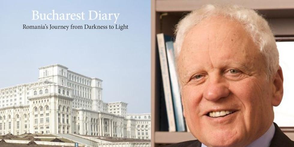 Book Launch: An Ambassador Remembers