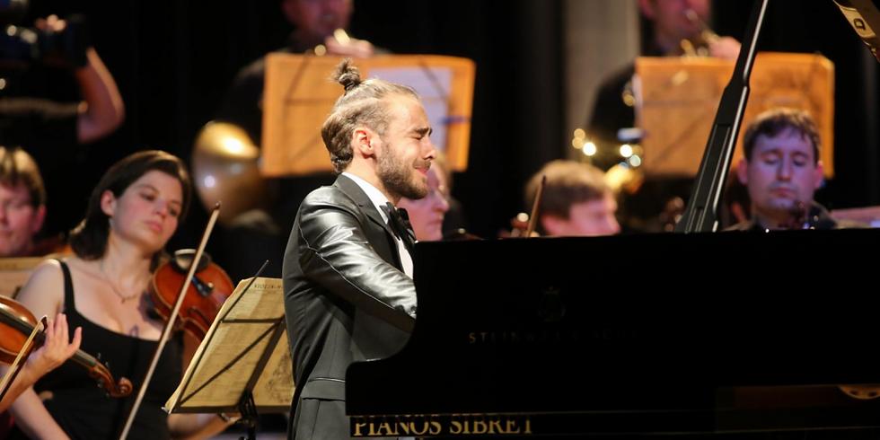Spectacular Daniel Ciobanu in His Carnegie Hall Debut
