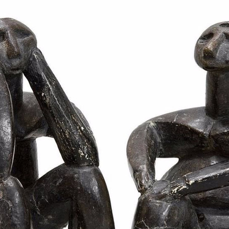 The History of Romania in One Object: The Thinker and the Sitting Woman