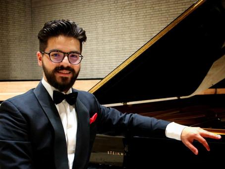 Enescu Soirees Online: Daniel Ropotă, Piano