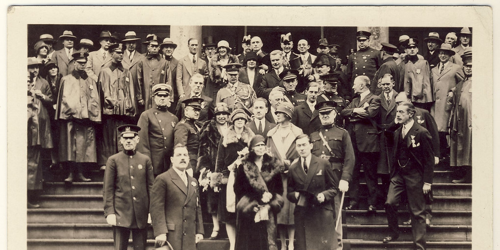 Queen Marie of Romania: The Ultimate American Tour