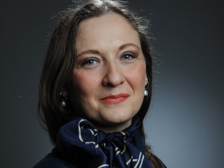 Cristina Chevereșan: Dreaming and Teaching the Americana