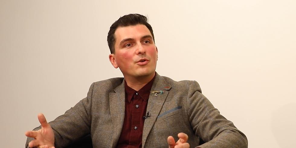 Chef Bogdan Dănilă on Life in the Culinary Stratosphere